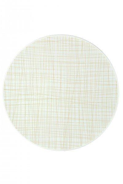 Rosenthal Mesh Line Cream - Teller flach 33 cm