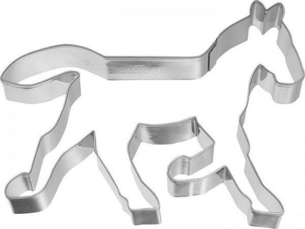 Birkmann - Ausstechform Pferd im Trab, Edelstahl, 12 cm