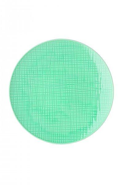 Rosenthal Mesh Aqua - Teller flach 24 cm