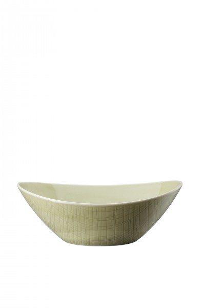 Rosenthal Mesh Cream - Schale oval 24x18 cm