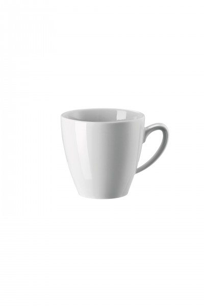 Rosenthal Mesh Weiß - Kaffee-Obertasse
