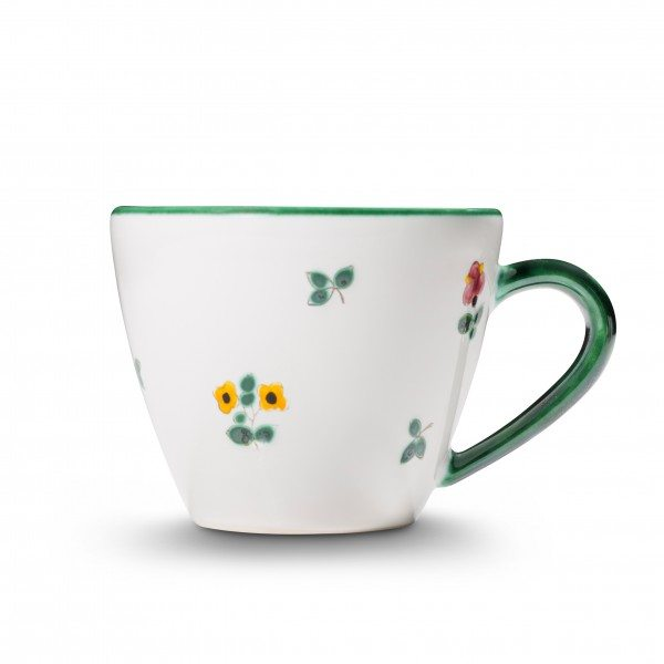 Gmundner Streublumen - Kaffeetasse Gourmet (0,2L)