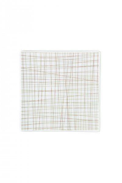 Rosenthal Mesh Line Walnut - Teller quadr. 17 fl.