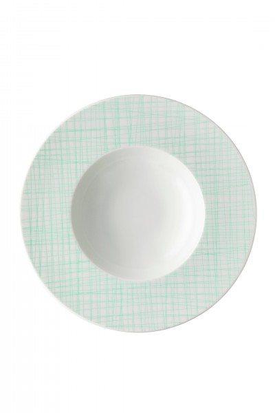 Rosenthal Mesh Line Aqua - Teller tief 28 cm/Fa