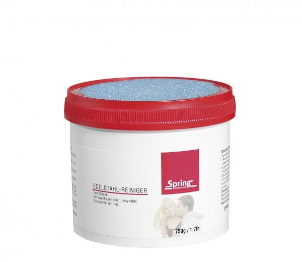 Spring Spring Cleaners - Inox Cleaner 1x750 g