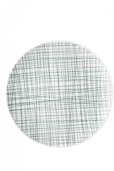 Rosenthal Mesh Line Forest - Teller flach 27 cm