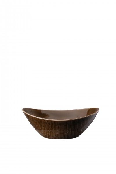 Rosenthal Mesh - Schale oval 20x15 cm