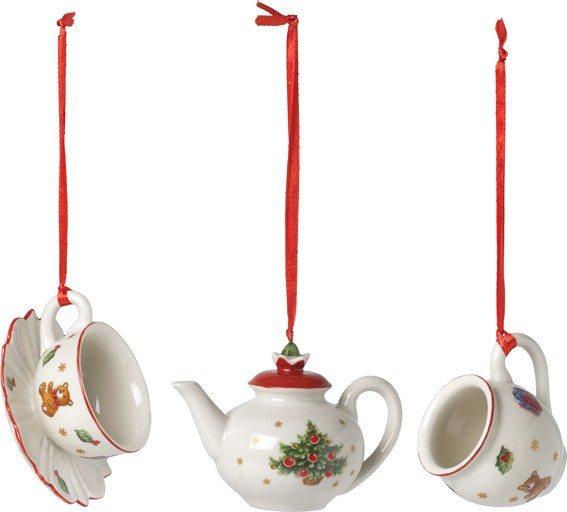Villeroy&Boch Nostalgic Ornaments - Ornamente Kaffeeset 3tlg.