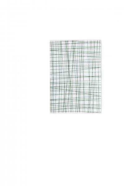 Rosenthal Mesh Line Forest - Platte flach 18x13cm