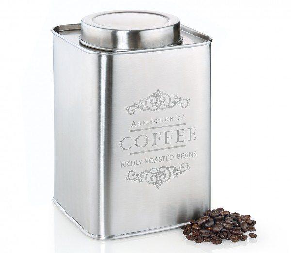 "Zassenhaus - Vorratsdose ""COFFEE"", Edelstahl 1000 g"