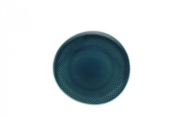Rosenthal Junto Ocean Blue - Teller flach 22 cm