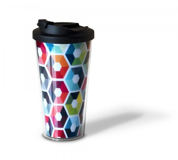 Remember - Coffee to go 'Hexagon'