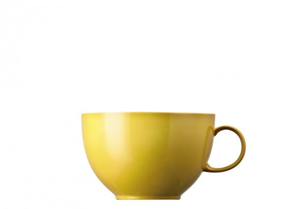 Tomas Sunny Day Yellow - Jumbo-Obertasse