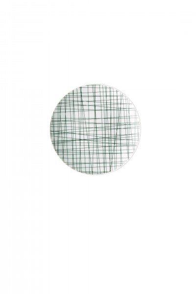 Rosenthal Mesh Line Forest - Teller flach 15 cm