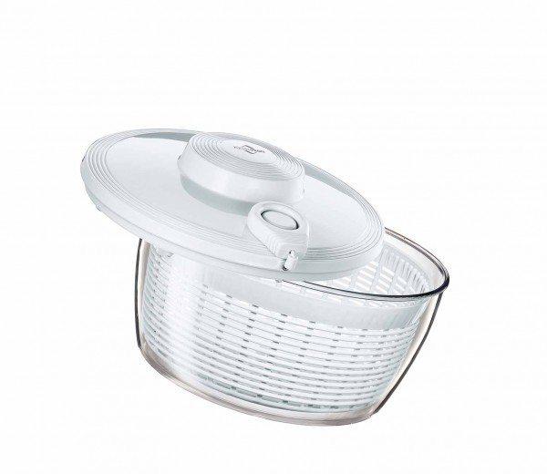 Küchenprofi - Salatschleuder weiß