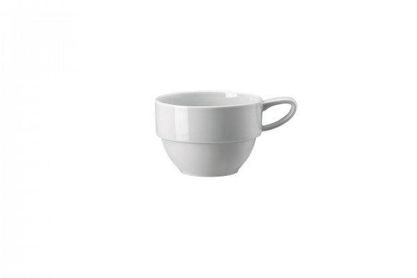Rosenthal Mesh Weiß - Kaffee-Obertasse sta
