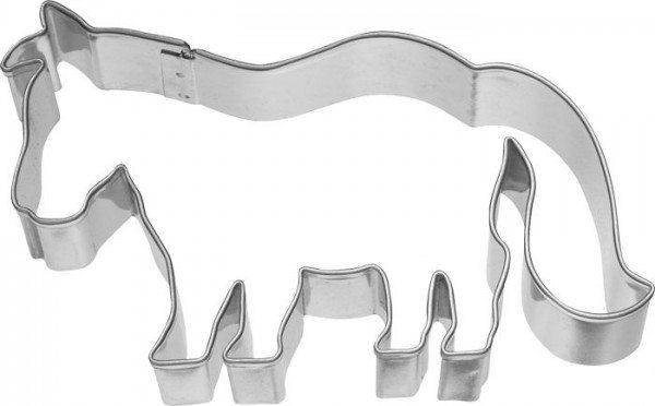 Birkmann - Ausstechform Pony, Edelstahl, 9,5 cm
