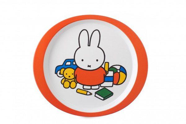 Mepal - Kinderteller - Miffy Spielt