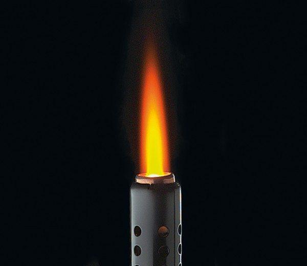 Cilio - Feuerzeug RAINBOW schwarz, 20 cm