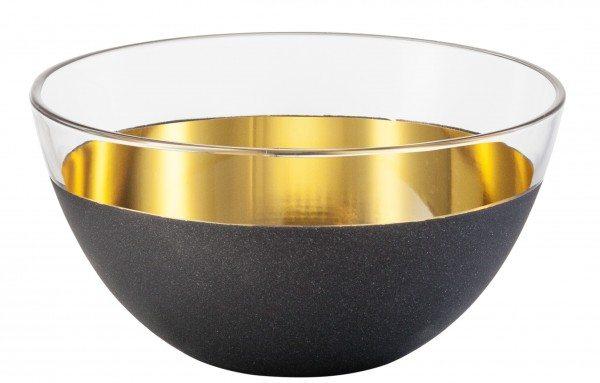 Eisch Cosmo gold - Schale 567/14cm