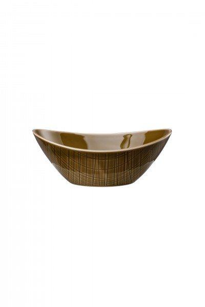 Rosenthal Mesh - Schale oval 15x11 cm