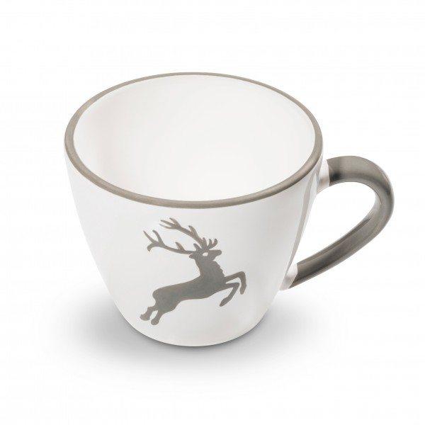 Gmundner Grauer Hirsch - Kaffeetasse Gourmet (0,2L)