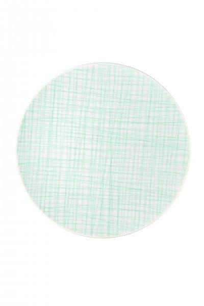Rosenthal Mesh Line Aqua - Teller flach 30 cm