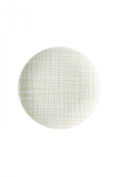 Rosenthal Mesh Line Cream - Teller flach 21 cm