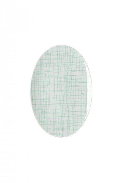 Rosenthal Mesh Line Aqua - Platte 25 cm