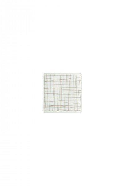 Rosenthal Mesh Line Walnut - Teller quadr. 9 fl.