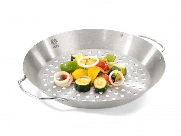 Gefu - Hähnchengriller und Gemüse-Wok BBQ