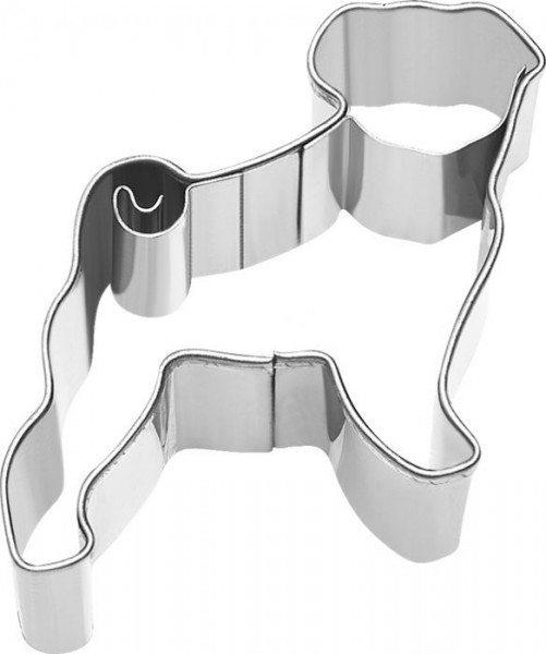 Birkmann - Ausstechform Schäferhund, Edelstahl, 6,5 cm