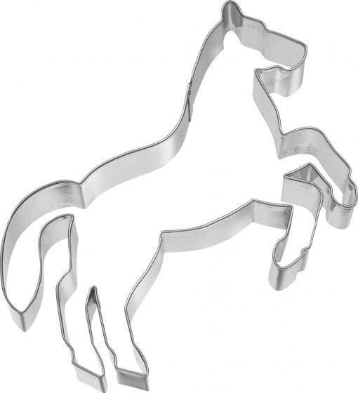 Birkmann - Ausstechform Pferd steigend, Edelstahl, 13,7 cm