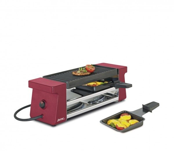 Spring Raclette 2 Compact - Raclette 2 Compact rot EU
