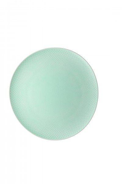 Rosenthal Junto Opal Green - Teller flach 32 cm