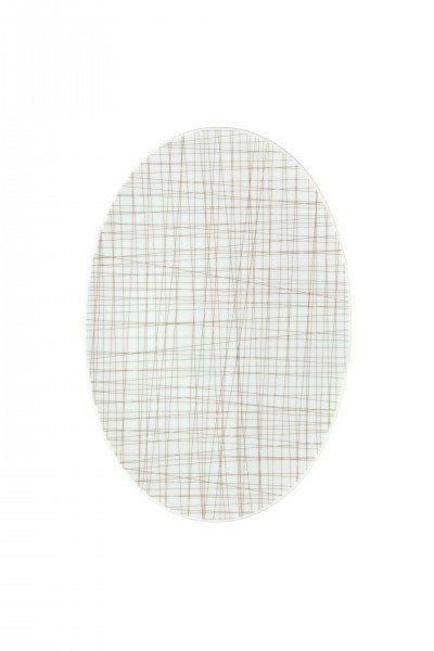 Rosenthal Mesh Line Walnut - Platte 30 cm