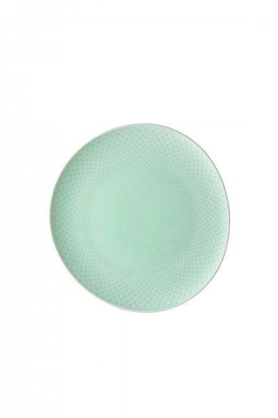 Rosenthal Junto Opal Green - Teller flach 22 cm