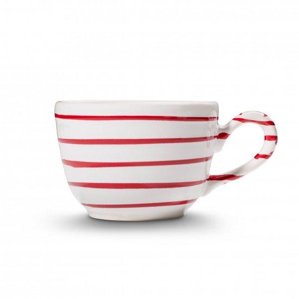 Gmundner Rotgeflammt - Kaffeetasse glatt (0,19L)