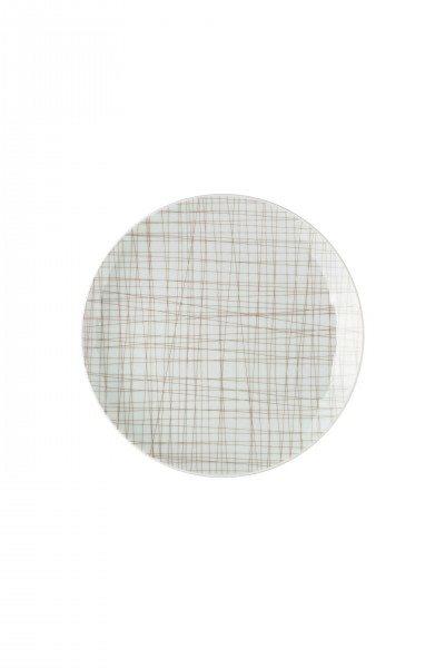 Rosenthal Mesh Line Walnut - Teller flach 21 cm