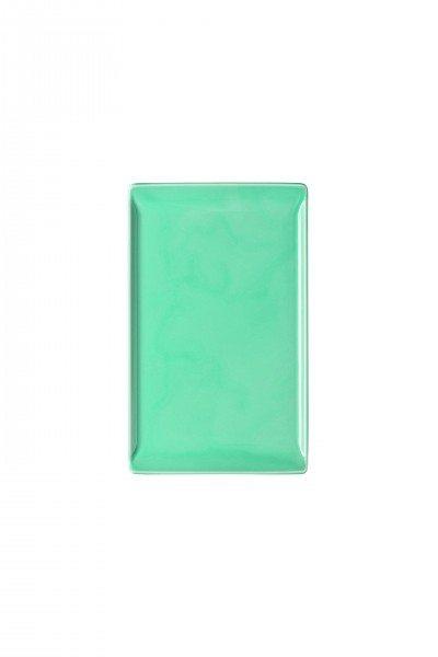 Rosenthal Mesh Aqua - Platte flach 24x15 cm