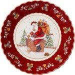 Villeroy&Boch Toy´s - Schale gr.,Santa auf Dach