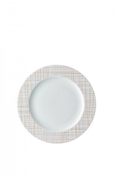Rosenthal Mesh Line Walnut - Teller flach 23cm/Fa