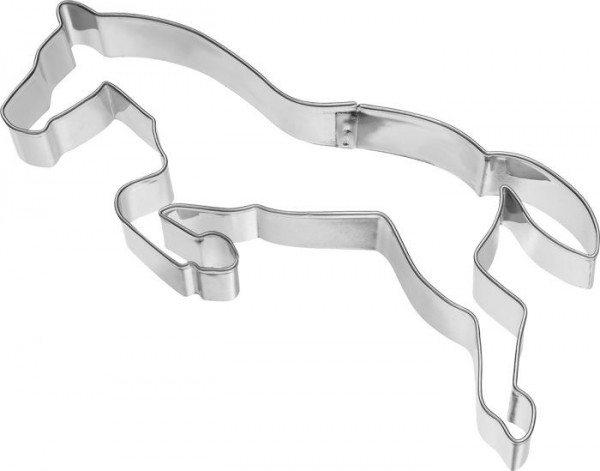 Birkmann - Ausstechform Pferd im Sprung, Edelstahl, 14,7 cm