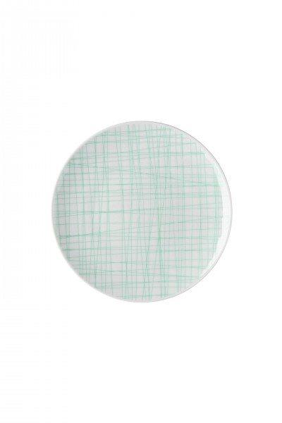 Rosenthal Mesh Line Aqua - Teller flach 17 cm