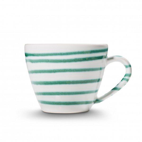 Gmundner Grüngeflammt - Kaffeetasse Gourmet (0,2L)