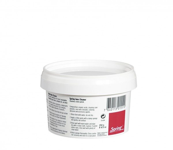 Spring Spring Cleaners - Inox Cleaner 1x250 g