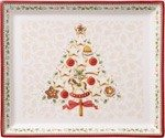 Villeroy&Boch Winter Bakery Delight - Gebaeckplatte rechteck,kl
