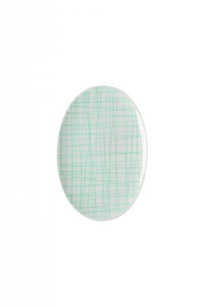 Rosenthal Mesh Line Aqua - Platte 18 cm