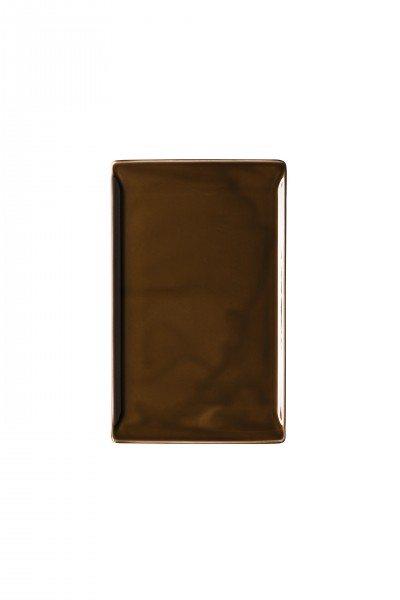 Rosenthal Mesh - Platte flach 24x15cm