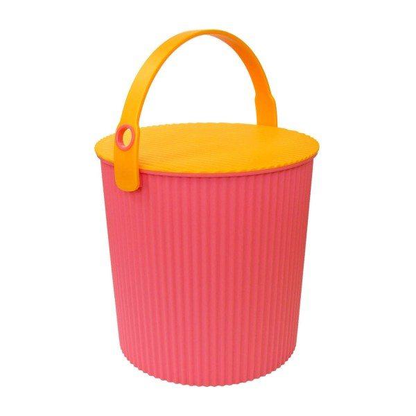 Hachiman - Omnioutil Eimer mittel L Pink 10 Liter